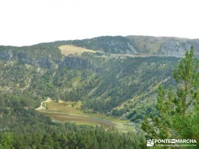 Lagunas de Neila y Cañón del Río Lobos;puente octubre viajes navidad puente constitucion